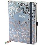 Boxclever Press Everyday Kalender 2020. Taschenkalender 2020 mit Seiten für Budget, To-Do-Listen und Monatsübersichten. Terminplaner 2020 von Januar bis Dezember (Silbergrau)