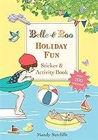 Belle & Boo: Holiday Fun Sticker & Activity Book