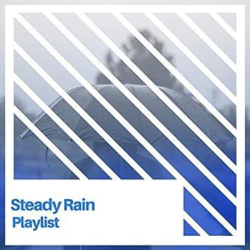 Mellow Steady Rain & Thunder Single