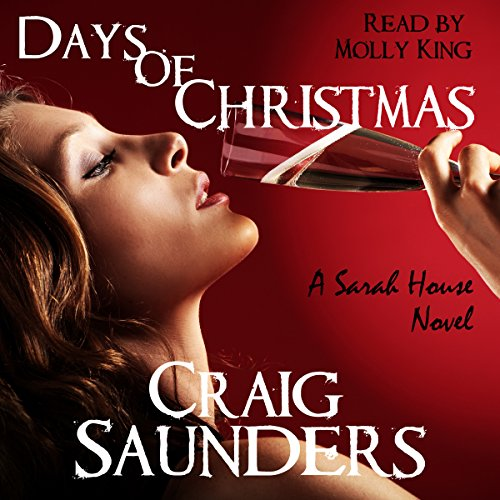 Days of Christmas audiobook cover art