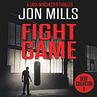 Fight Game: A Jack Winchester Thriller audiobook cover art
