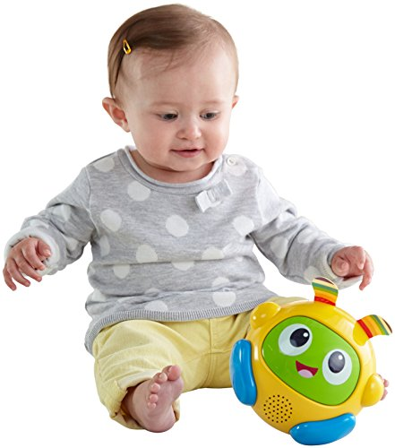 Bright Beats Spin & Crawl Tumble Ball Beatbo Version Anglaise