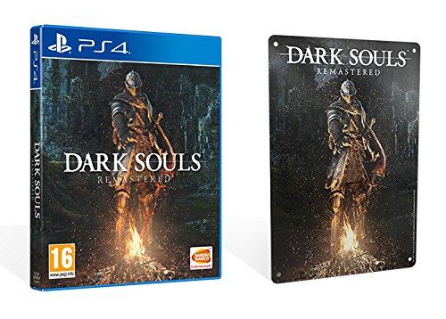 Dark Souls Remastered + Metal Plate - Limited - PlayStation 4