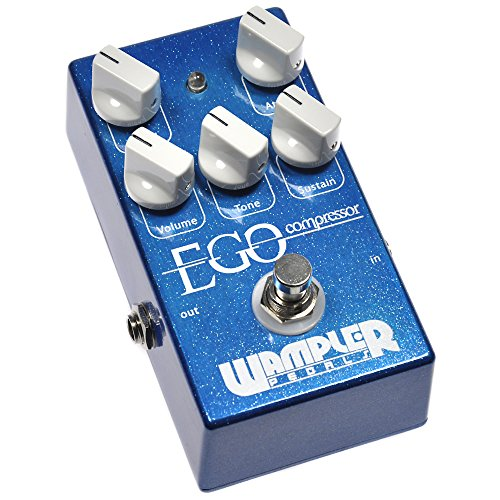Wampler Ego Compressor Guitar Effects Pedal