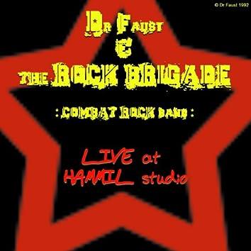 Live at Hammil Studio