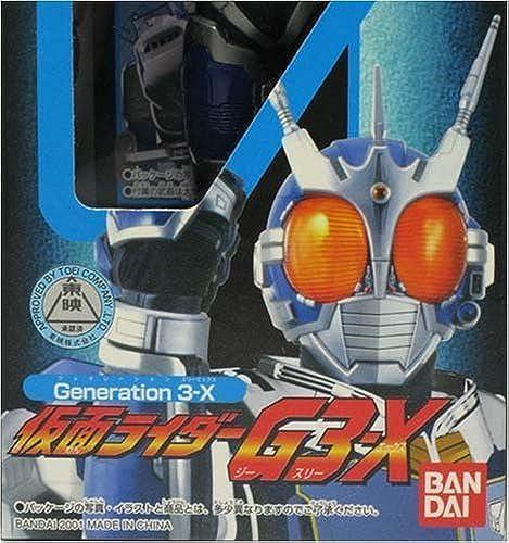 autentico en linea Rider Hero Series Kamen Kamen Kamen Rider G3-X 34 (japan import)  auténtico
