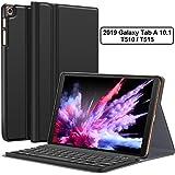 Galaxy Tab A 10.1 2019 Case with Keyboard T510...
