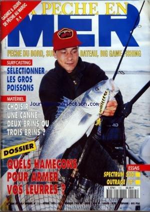 PECHE EN MER (LA) [No 115] du 01/02/1995 - SELECTIONNER...