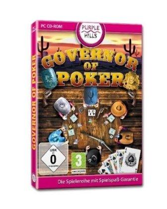 Governor of Poker, CD-ROM Für Windows XP, Vista