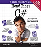 Head First C#: A Learner's Guide to Real-World Programming with C#, XAML, and .NET - Jennifer Greene