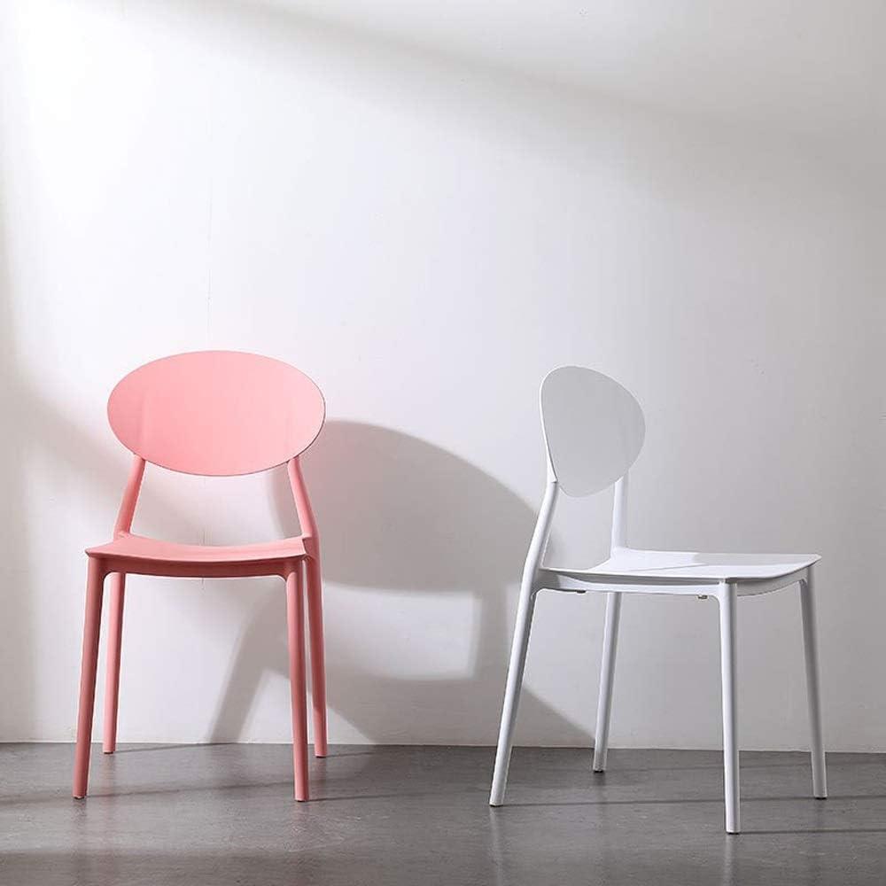 Chaise salle à manger, cuisine Table d'appoint Chaise de conférence Chaise Réception Président PP Seat moderne Chaise de Chambre (Color : Blue) Yellow