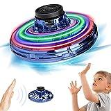HQKJ Drone Juguete para niños,Mini UFO Drone, 3D Giros, Batería...