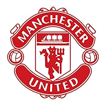 Sold by A Good Decals USA Manchester United Football Club Vinyl Decal