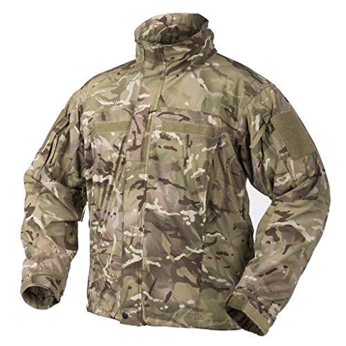 Highlander Commando Veste softshell multi-terrain Camouflage Taille M