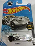 Hot Wheels Batmobile Silver Exclusive by Tiny Toes