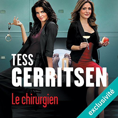 Le chirurgien (Rizzoli et Isles 1) audiobook cover art