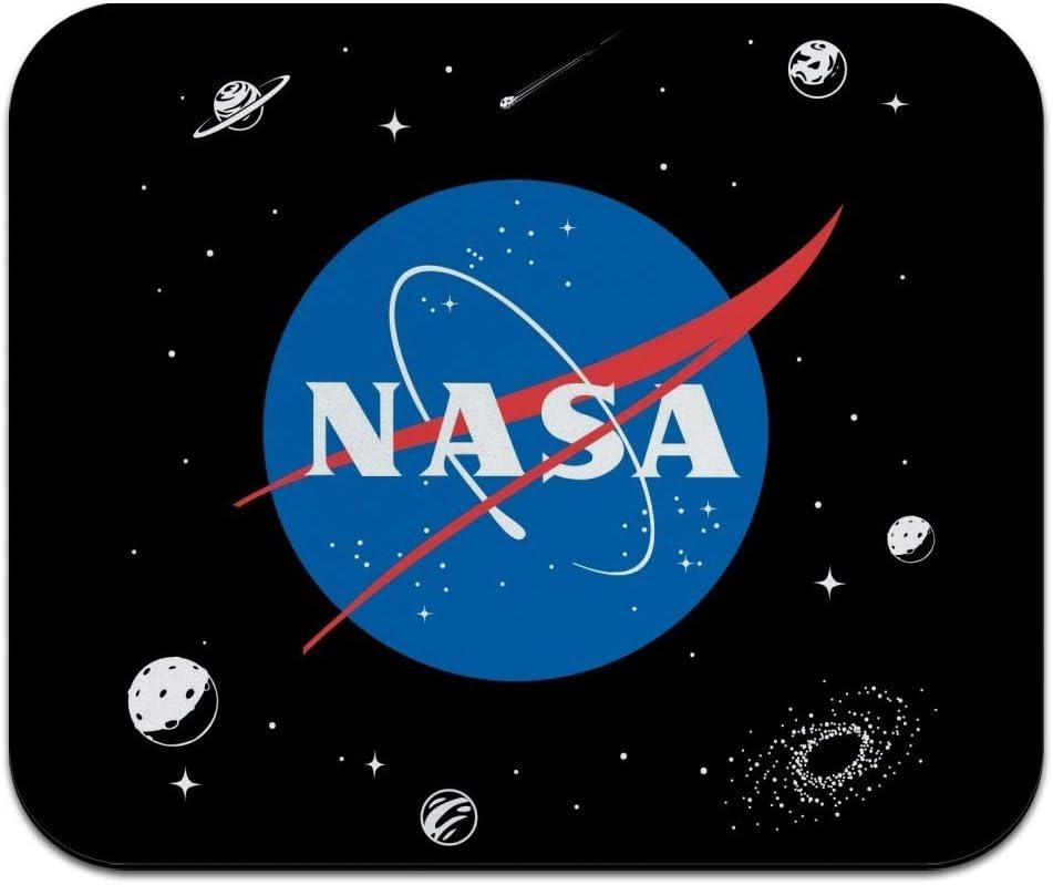 favorite Rare NASA Official Meatball Logo Low Mouse Profile Mousepad Pad Thin