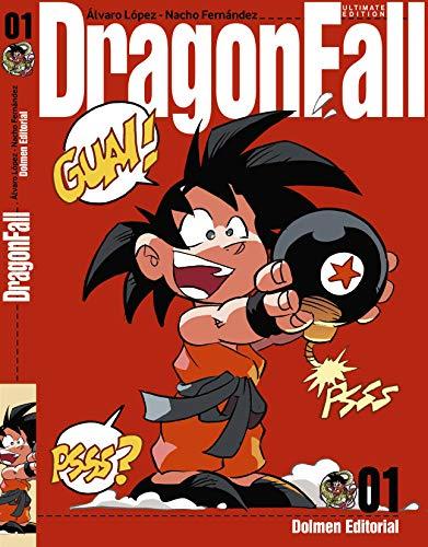Dragon Fall 1: Ultimate Edition (Cómic)
