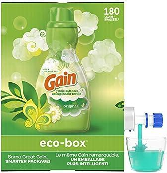 Gain Laundry Liquid Fabric Softener, Original Scent
