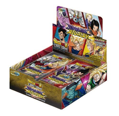 Dragon Ball Super Series 13 Supreme Rivalry Unison Warrior Series 4 Booster Box - 24 Packs