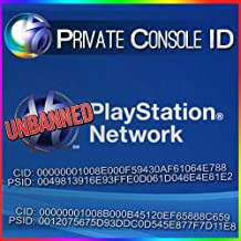 console id ps3