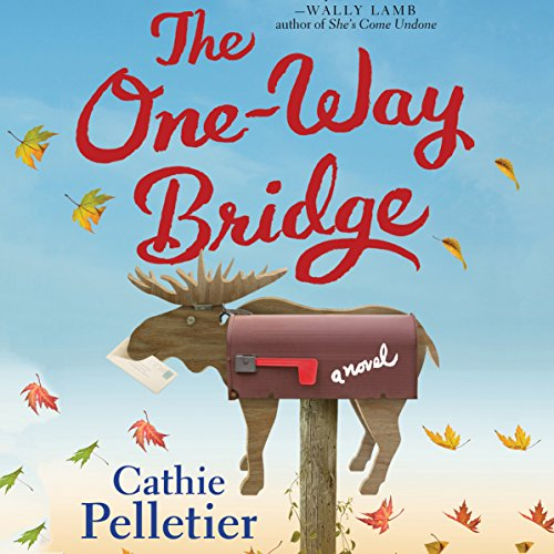 The One-Way Bridge audiobook cover art
