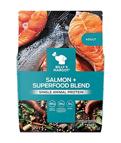 Billy and Margot Sustainably Farmed Salmon Dog Food 4.5kg