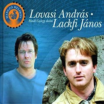 Lackfi János (feat. Heidl György)