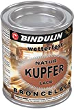 Bindulin Kupferlack wetterfest natur Metallfarbe