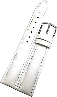12/14/16/18/20/22mm vache en cuir véritable femme montre-bracelet bande Ardillon Bracelet