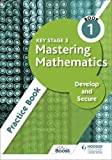 Key Stage 3 Mastering Mathematics Develop and Secure Practice Book 1 (English Edition)