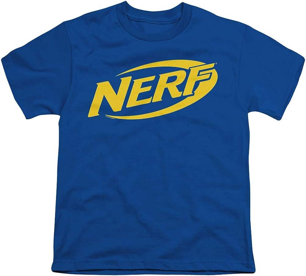 Nerf Logo Unisex Youth T Shirt