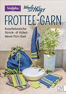 Sibylles Geschenkeartikel Laine éponge Woolly Hugs - Idées de tricot et de crochet pour la salle de bain - Édition allemande