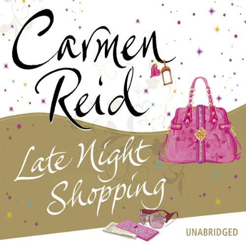 Late Night Shopping audiobook cover art