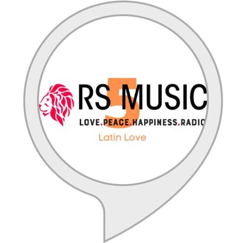 RSMUSIC 5 - Amor Latino, Latin Love