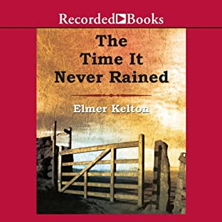 The Time It Never Rained cover art