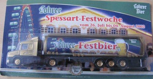 Lohrer Nr.12 - Spessart Festwoche 2002 - Scania - Sattelzug mit Tankauflieger