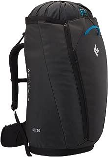Creek 50 Backpack - Black Medium/Large