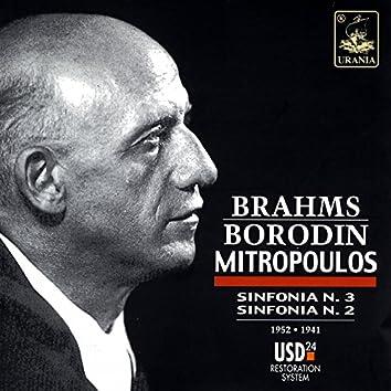 Brahms: Symphony No. 3 - Borodin: Symphony No. 2