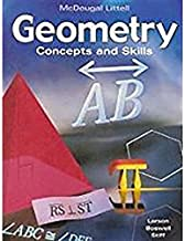 Best geometry concepts and skills online textbook Reviews