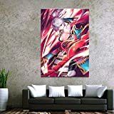 Diamond Painting Kits for Adults, DIY 5D Round Full Drill Art Perfect for Relaxation and Home Wall Decor,(Sexis De Anime) Japan Anime
