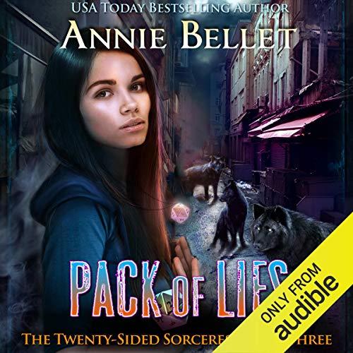 Pack of Lies: The Twenty-Sided Sorceress, Volume 3
