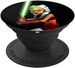 Star Wars Clone Wars Ahsoka Tano PopSockets Grip and Stand for Phones and Tablets