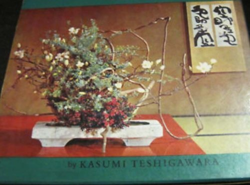 Space and Colour in Japanese Flower Arrangement
