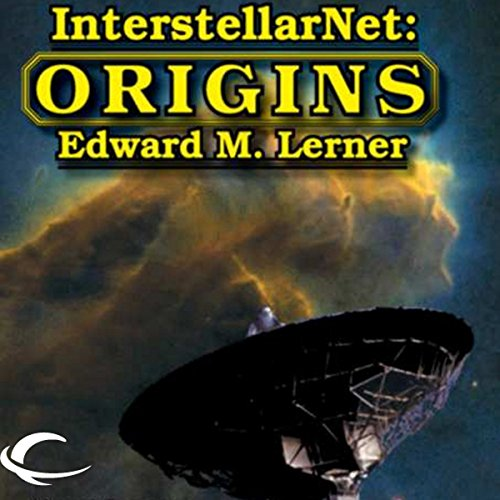 InterstellarNet: Origins, Book 1 cover art