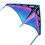 Prism Zenith 5 Cerf-Volant Unisex Adult, Ultraviolet, 163 x 90 cm