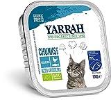 Yarrah Bio - Pez con espirulina (6 x 100 g)