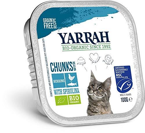 Yarrah, panini biologici a forma di pesce con spirulina (2 x 100 g)