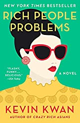 Rich People Problems by Kevin Kwan book cover