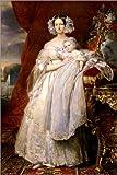 Poster 61 x 91 cm: Helene von Mecklenburg-Schwerin von